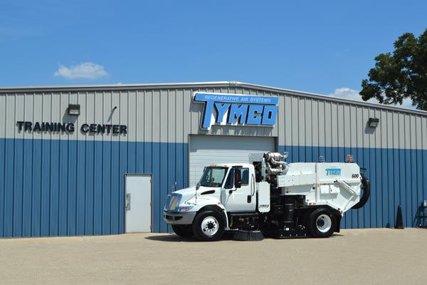 TYMCO Training Center Service School Facility in Waco, TX