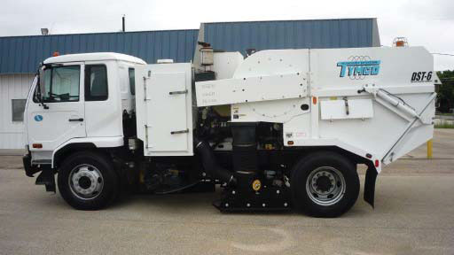 2013 TYMCO Model DST-6 (Pre-Owned)