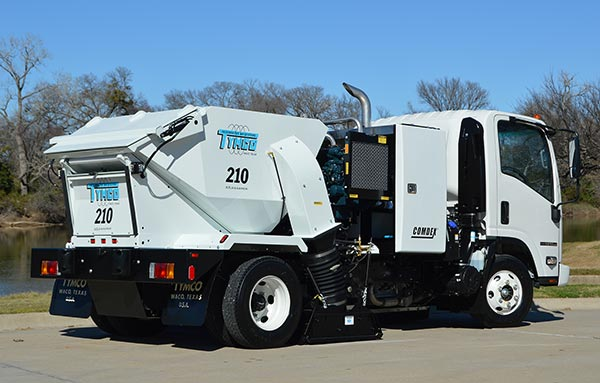 model 210 parking lot sweepers manufacturer texas rh tymco com tymco parts manual Craigslist Tymco 210