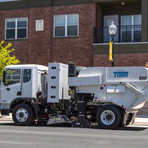 Model 600 Regenerative Air Street Sweeper | Manufacturer | Texas